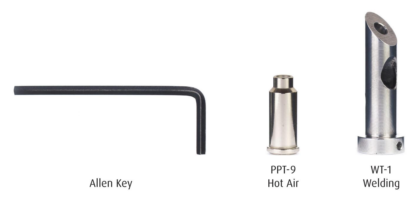 portasol plastic welding tips parts